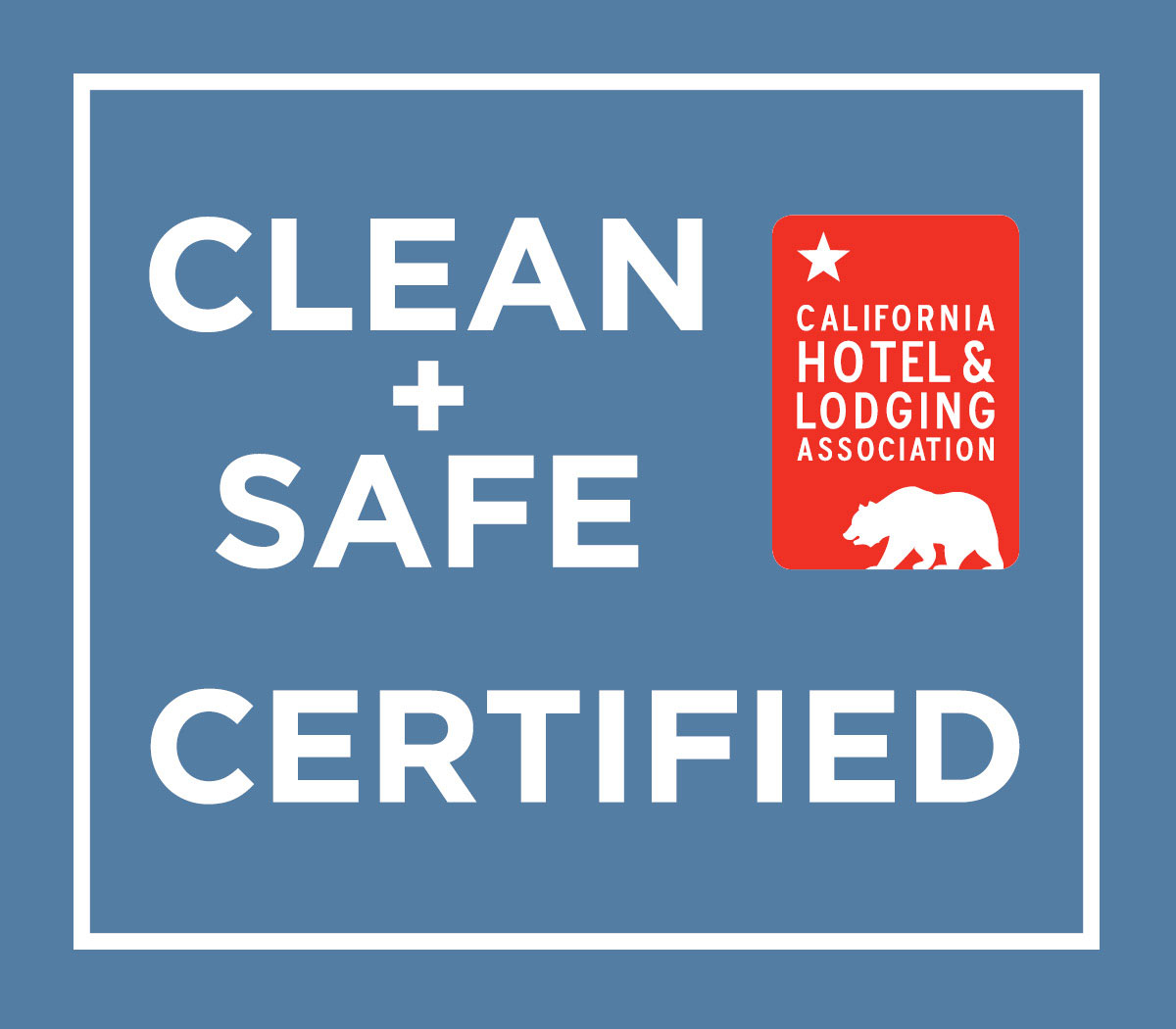 CHLA - Clean Safe Certified